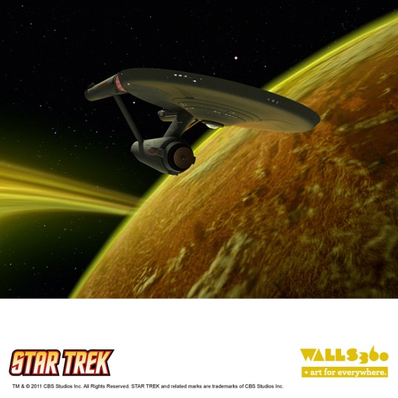 STAR TREK® Wall Graphics from WALLS 360!