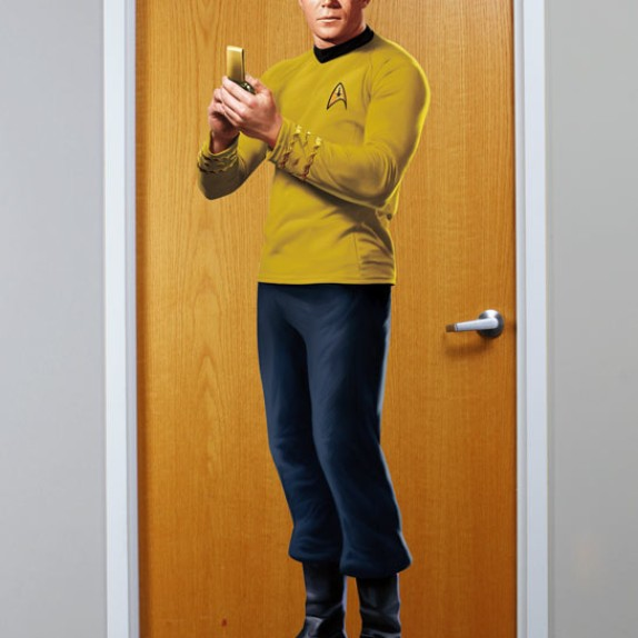 Star Trek Wall Graphics Now Available from ThinkGeek!
