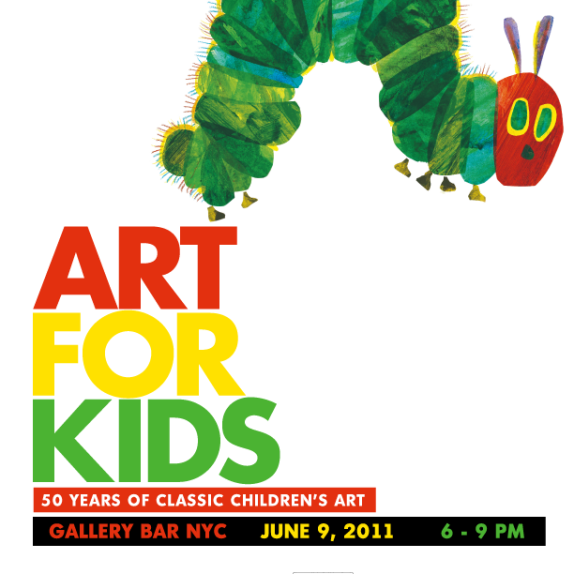 WALLS 360: ART FOR KIDS opens tonight in NY!    PLUS: Sneak Preview Pictures!
