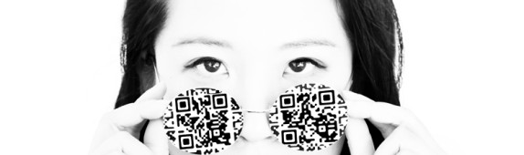 @YiyingLu: QR + AR Art Projects