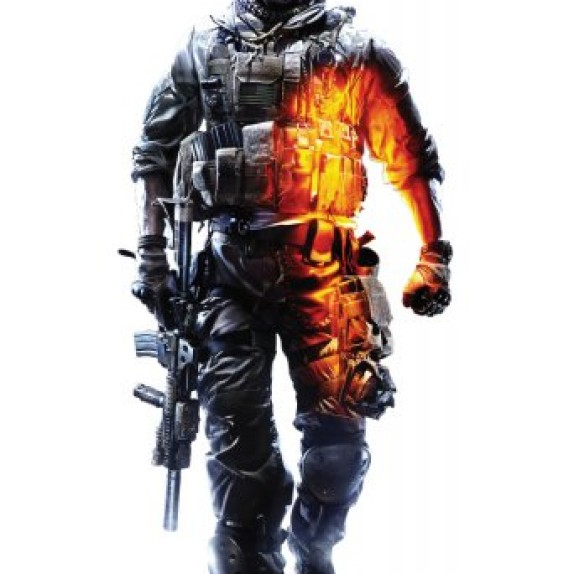 TWEET pics of your BATTLEFIELD 3 wall graphic from Toys R' Us: WIN 1 of 10 six-foot BF3 wall soldiers! #BF3WallGraphics