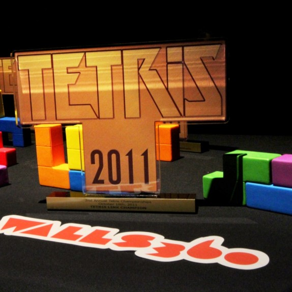WALLS 360 at the Tetris Global Championships!