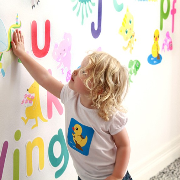 WALLS 360: Custom Wall Graphics for PaddleDuck Learning!
