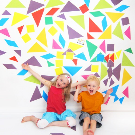 Tangrams for Teachers from WALLS 360