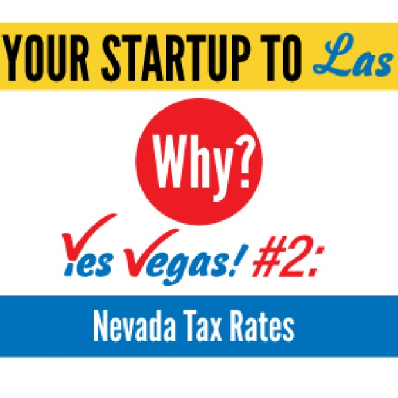YES VEGAS! infographic #2 from Yiying Lu: Move your startup to Las Vegas!