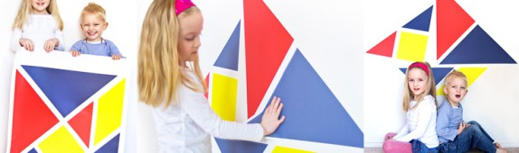 Tangrams for Teachers from WALLS 360!