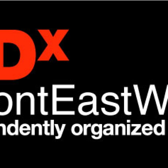 Custom Wall Graphics + Badges for TEDx Fremont East Women in Las Vegas!