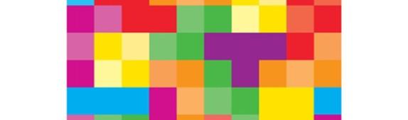 TETRIS® Wall Graphics from WALLS 360!