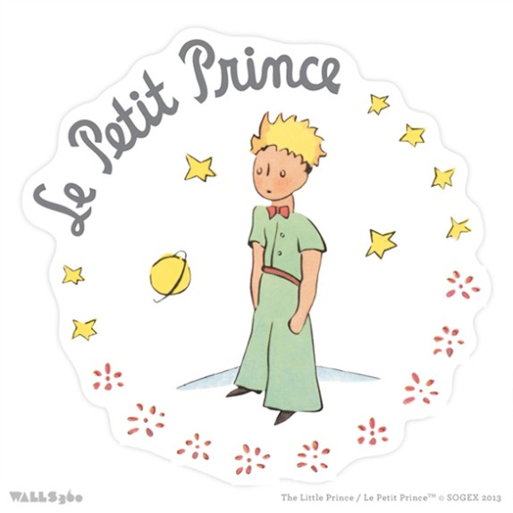 The Little Prince on-demand wall graphics from WALLS 360 now available worldwide!