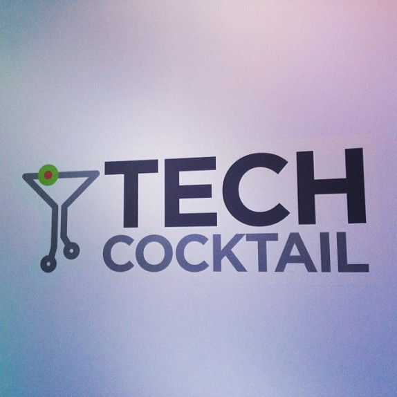 Custom Wall Graphics for Tech Cocktail!