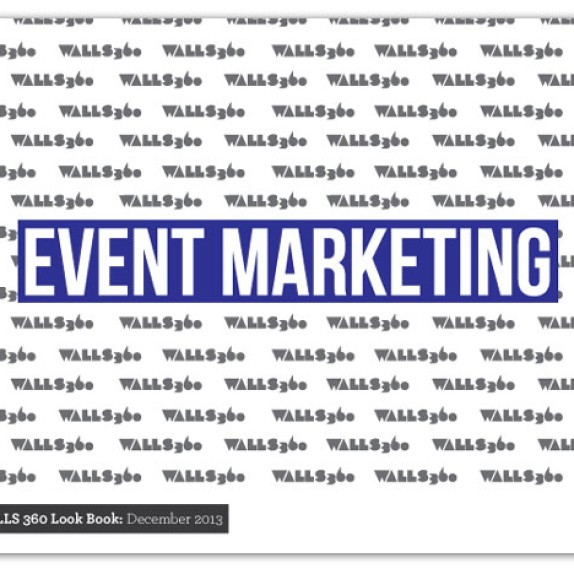 WALLS 360 EVENT MARKETING: NEW LOOK BOOK