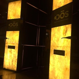 Walls360 custom wall graphics for DōS VR launch #DosVR
