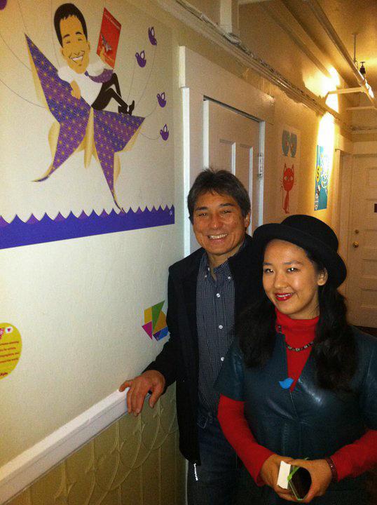 Guy Kawasaki + Yiying Lu