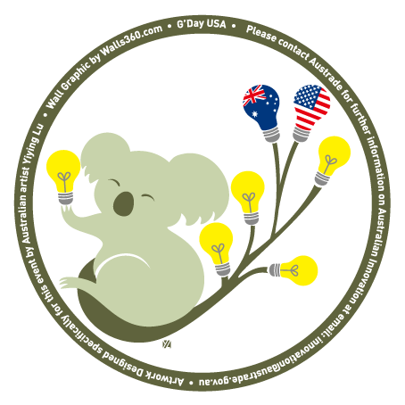 Yiying Lu's Koala Badge Design