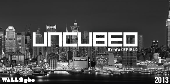 Custom Walls360 Promotional Calendars for UNCUBED NYC
