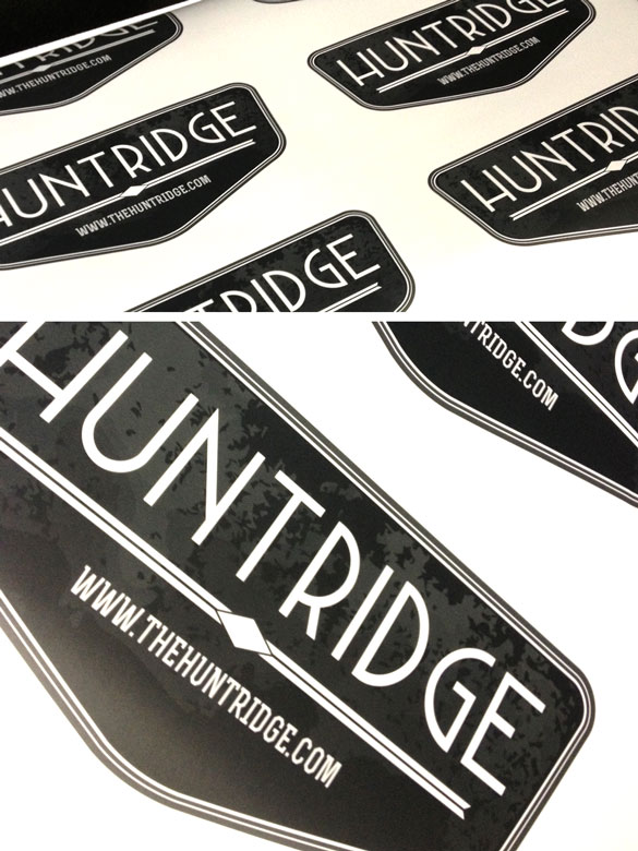 Custom Wall Graphics for the Huntridge Theater in Las Vegas!