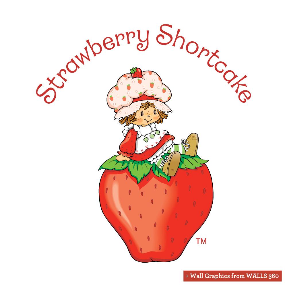 http://www.Walls360.com/StrawberryShortcakeClassic