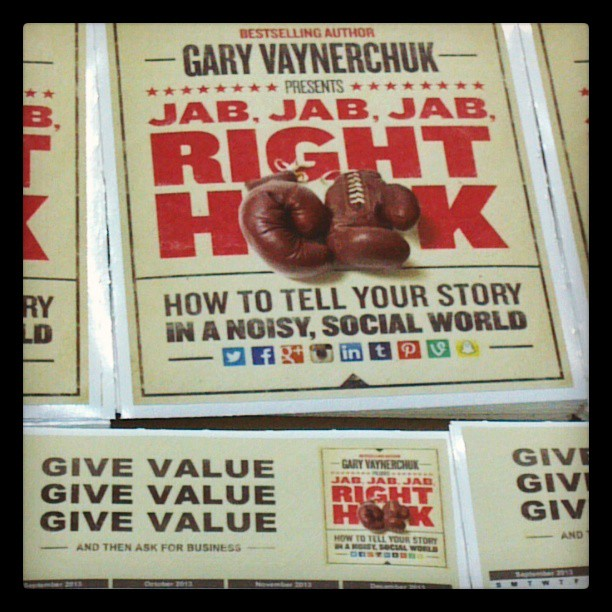 Gary Vaynerchuk #JJJRH Promotional Graphics from Walls 360!