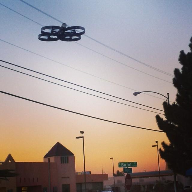 Custom Graphics for Skyworks Aerial Systems!
