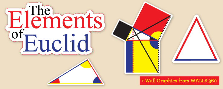 Elements of Geometry Re-Positionable Wall Graphics from Walls360