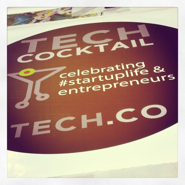 Custom Wall Graphics for Tech Cocktail at SXSW