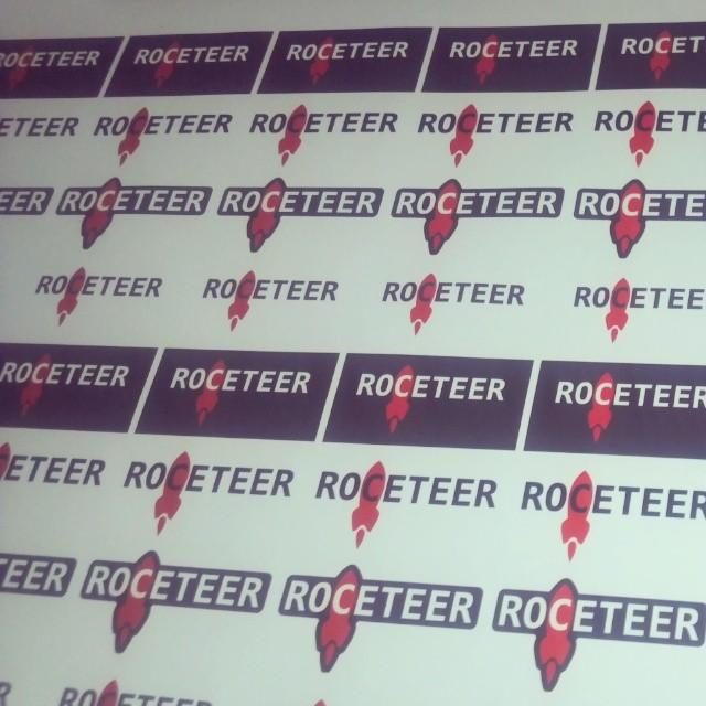Custom Walls360 Graphics for Roceteer!