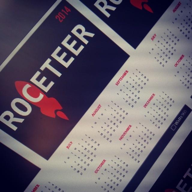 Roceteer Custom Walls360 Graphics!