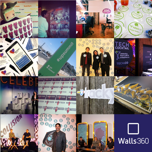 Licensing Expo 2014: Third Annual Walls360 Las Vegas Wall Graphics Factory Open House!  #LICENSING14