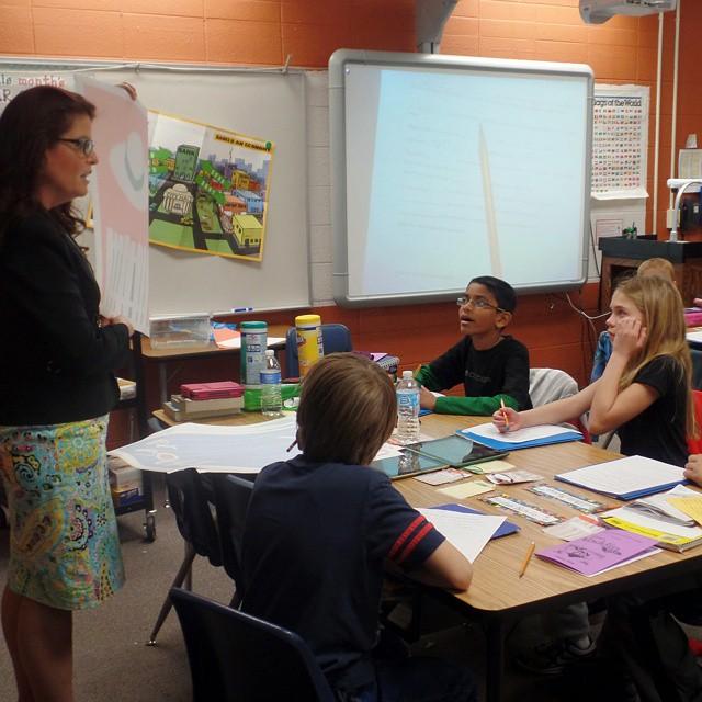 Litographs for Teachers: Walter Bracken STEAM Academy in Las Vegas