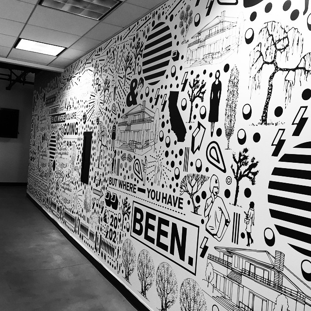 Begsonland Wall Graphics for Creative Recreation