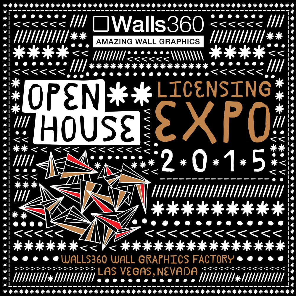 Walls360 Open House #LICENSING15