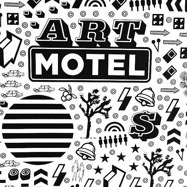 Life is Beautiful 2015: ART MOTEL