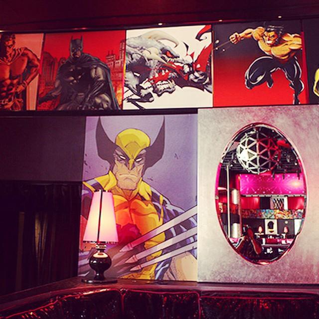 Walls360 Wall-to-Wall Halloween Wall Graphics for Drai's Las Vegas