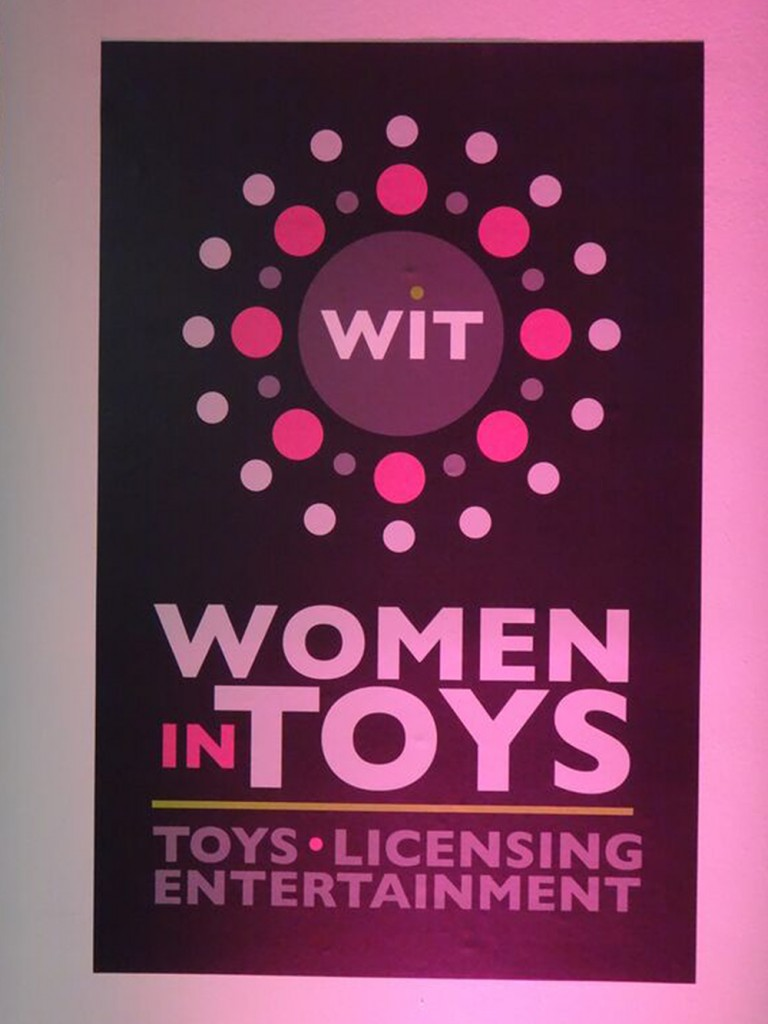 Walls360 Custom Graphics for Women in Toys: Peel & Stick Event Branding