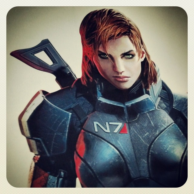 Happy #N7Day: Mass Effect Wall Graphics from Walls360