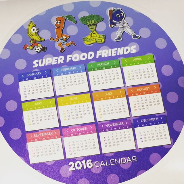 Walls360 Custom Peel & Stick Promotional Calendar Wall Graphics: Multiple Daily Impressions for a Year!