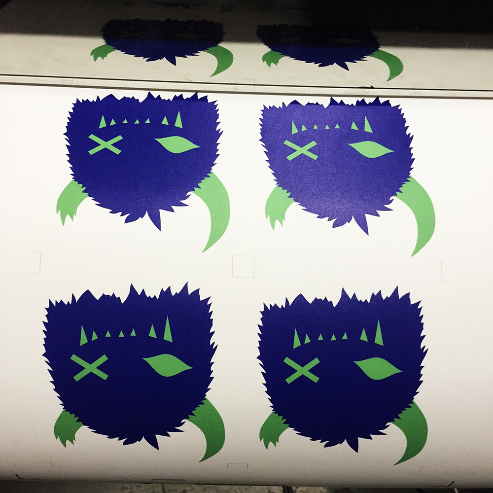 Walls360 Custom Wall Graphics for Meow Wolf Grand Opening in Santa Fe, New Mexico