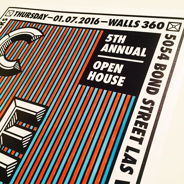 Walls360 Open House #CES2016
