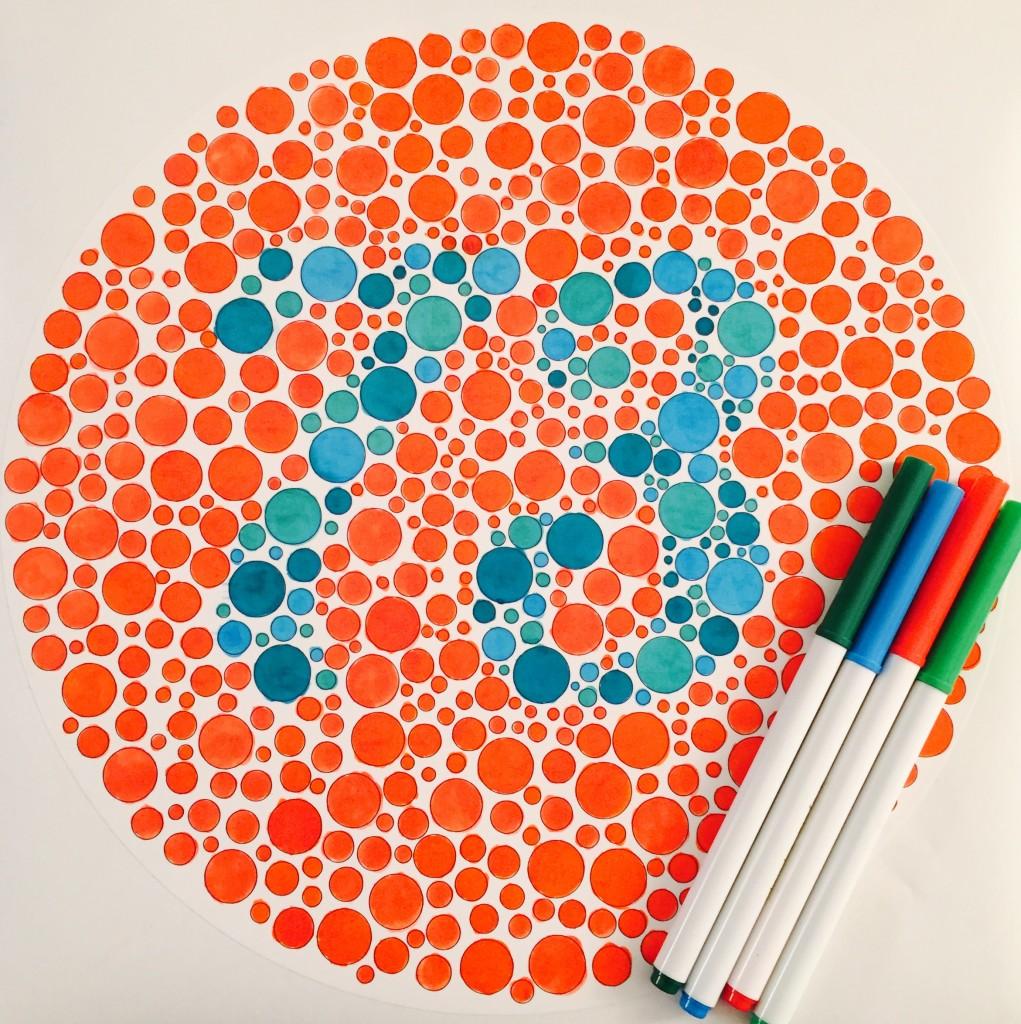 Walls360 COLORING Wall Graphics for Conceptual Artist Jonathon Keats