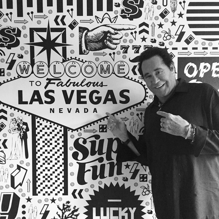 Las Vegas Portrait Series #Begsonland #YesVegas