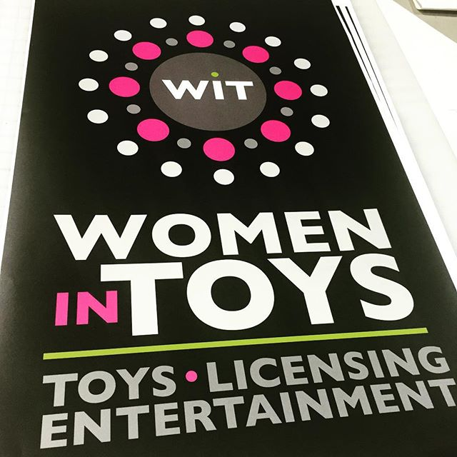 Walls360 Custom Graphics for Women in Toys Empowerment Day