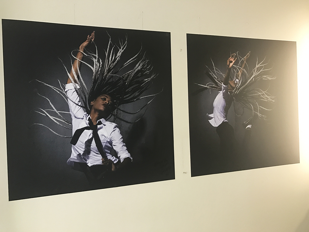 Walls360 custom wall graphics for Zappos #ZapposCulture #DiversityGallery