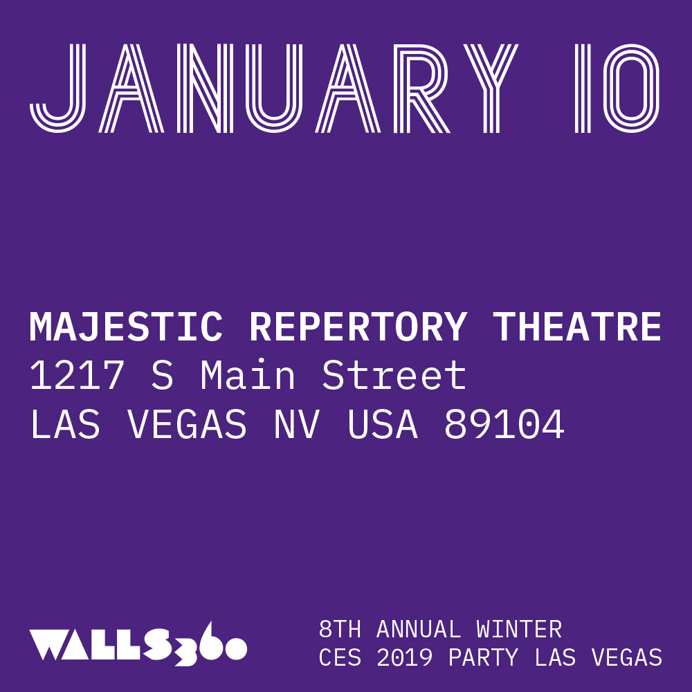 Walls360 custom wall graphics for AMERICAN SPRING USA at the MAJESTIC REPERTORY THEATRE #MajesticRepertoryTheatre #CE2019